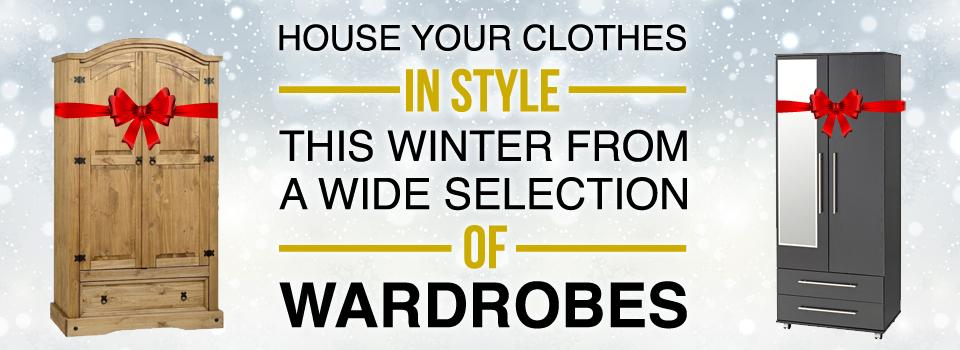 4.wardrobes