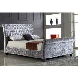 NEW! Soho Crushed Velvet Bed