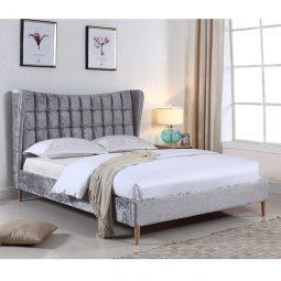 NEW! Merton Crushed Velvet Bed